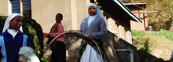 Shenanigans in a Tanzanian Convent